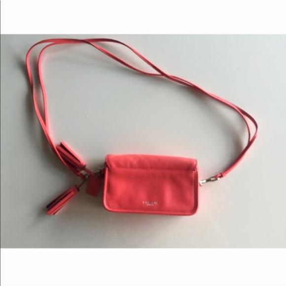 Coach Handbags - Coach Crossbody Legacy with Tassels